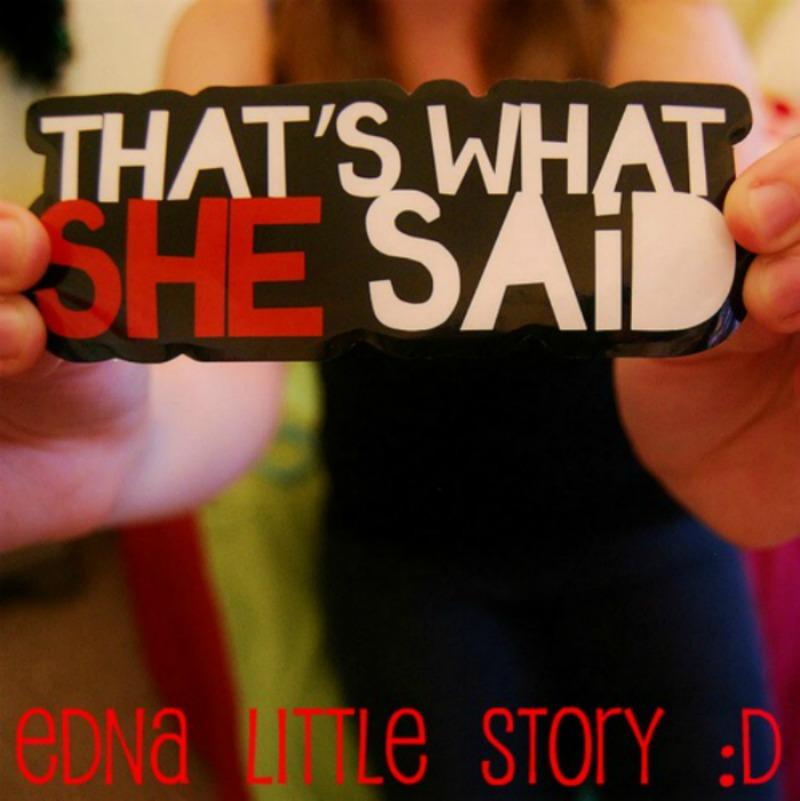 edna little story