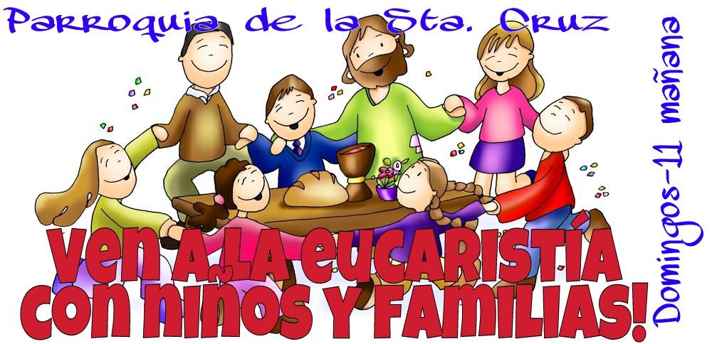 Eucaristía dominical con niños y familias