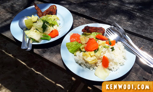 krabi tour picnic lunch
