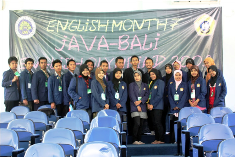 ENGLISH MONTH 7 FEAT UM