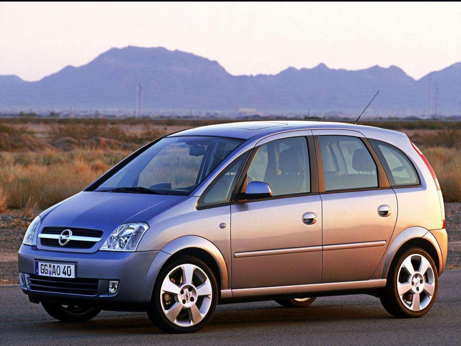 Car and car zone opel meriva 2003 new cars car reviews car opel meriva 2003 vanachro Images