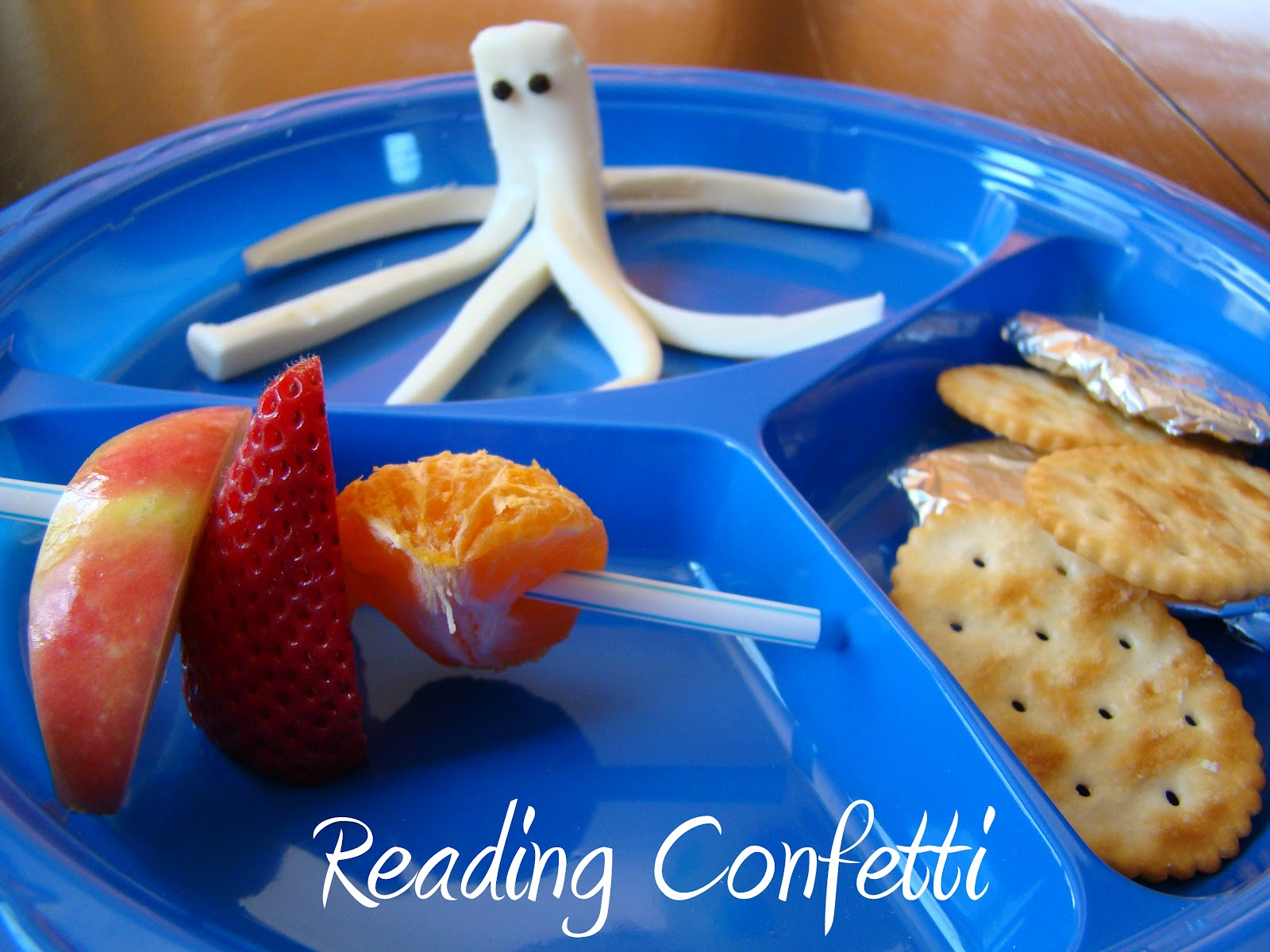5 book inspired picnics reading confetti for Fish and cheese