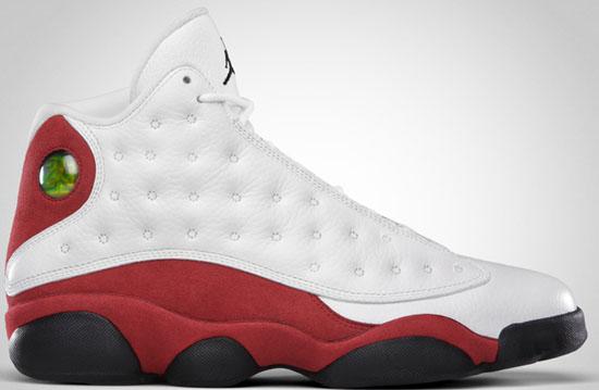 d2747267d39173 Air Jordan 13 Retro (02 26 2011) 414571-001 Black Varsity Red-White-Vibrant  Yellow