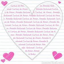 cartas de amor para un chico: