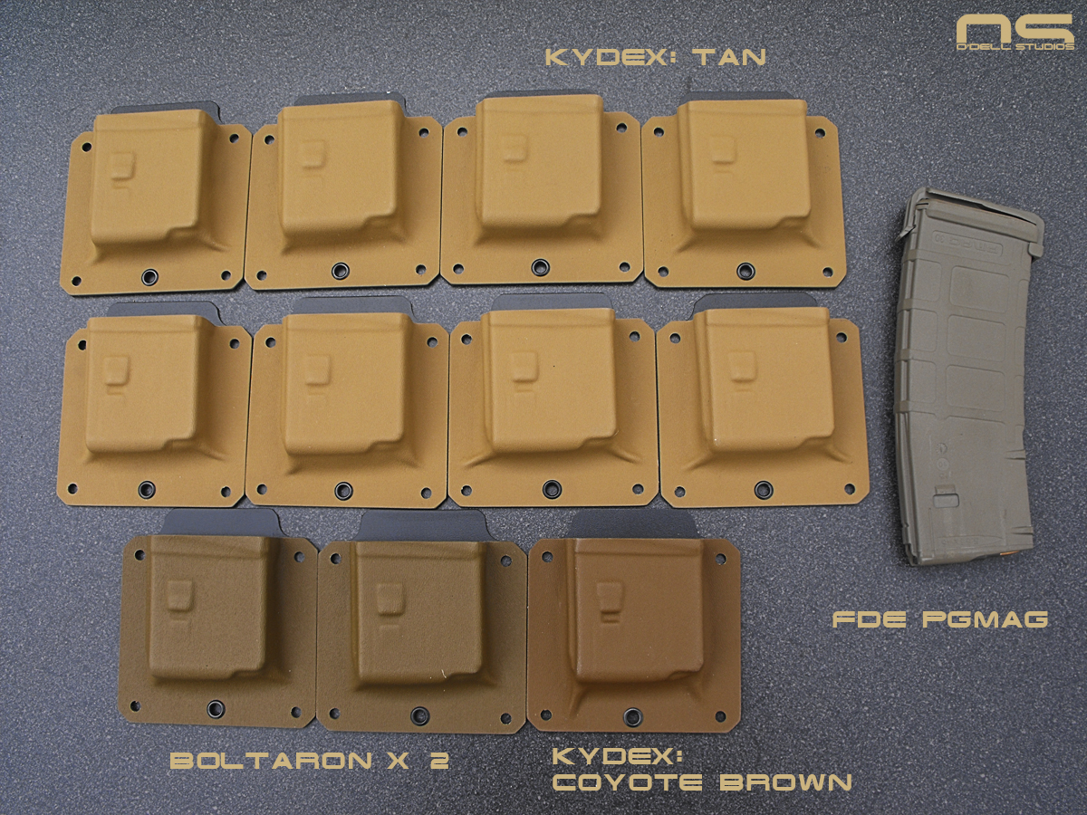 coyote tan kydex for sale