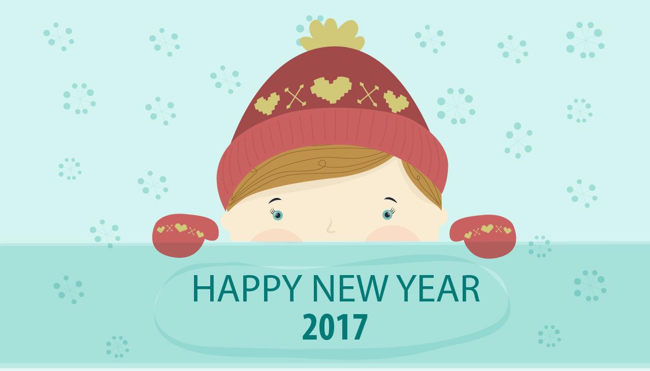 Feliz ano 2017
