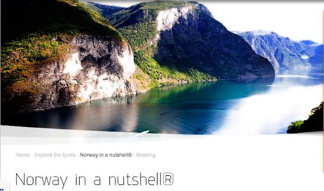 【挪威】 編冬天走「 挪威縮影 」的血淚史