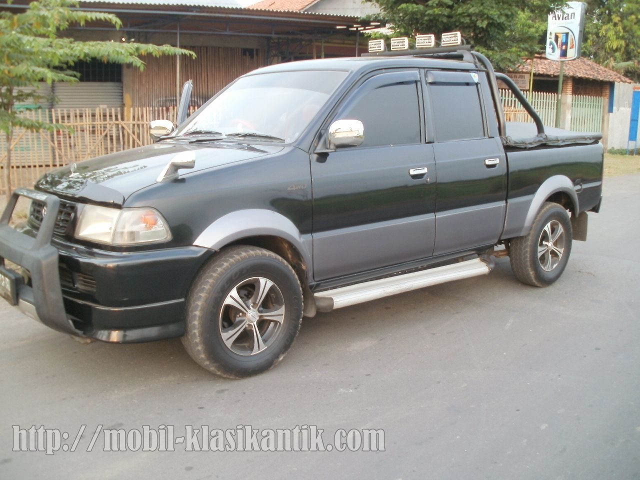 Kijang Super Modifikasi