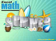 Save on summer math