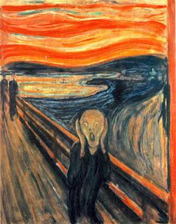 Edvard Munch le cri solitude isolement