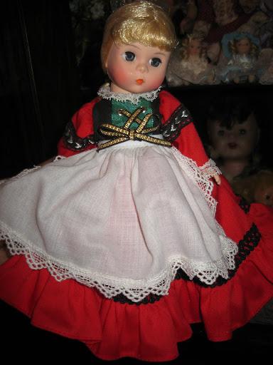 Mi colección de muñecas del ayer y siempre