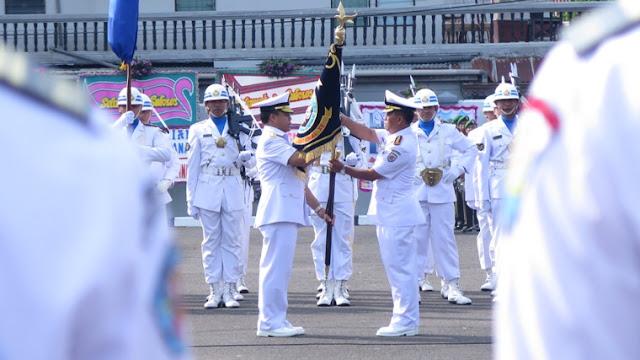 Pangkalan Utama TNI AL XII Pontianak diperkuat tiga kapal perang