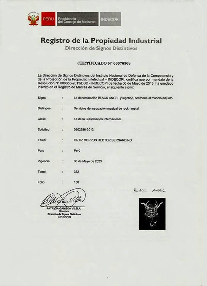 - PROPIEDAD DE BLACK ANGEL -