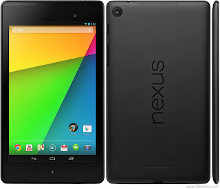 Full Specs of Asus Google Nexus 7 2