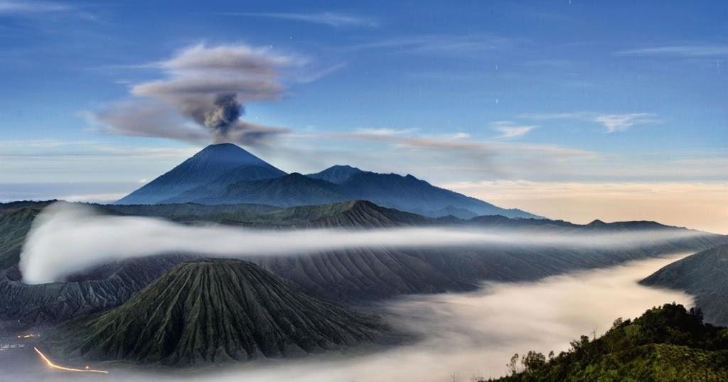 Gunung-gunung yang ada di Jawa Timur   BAGUS PERMANA