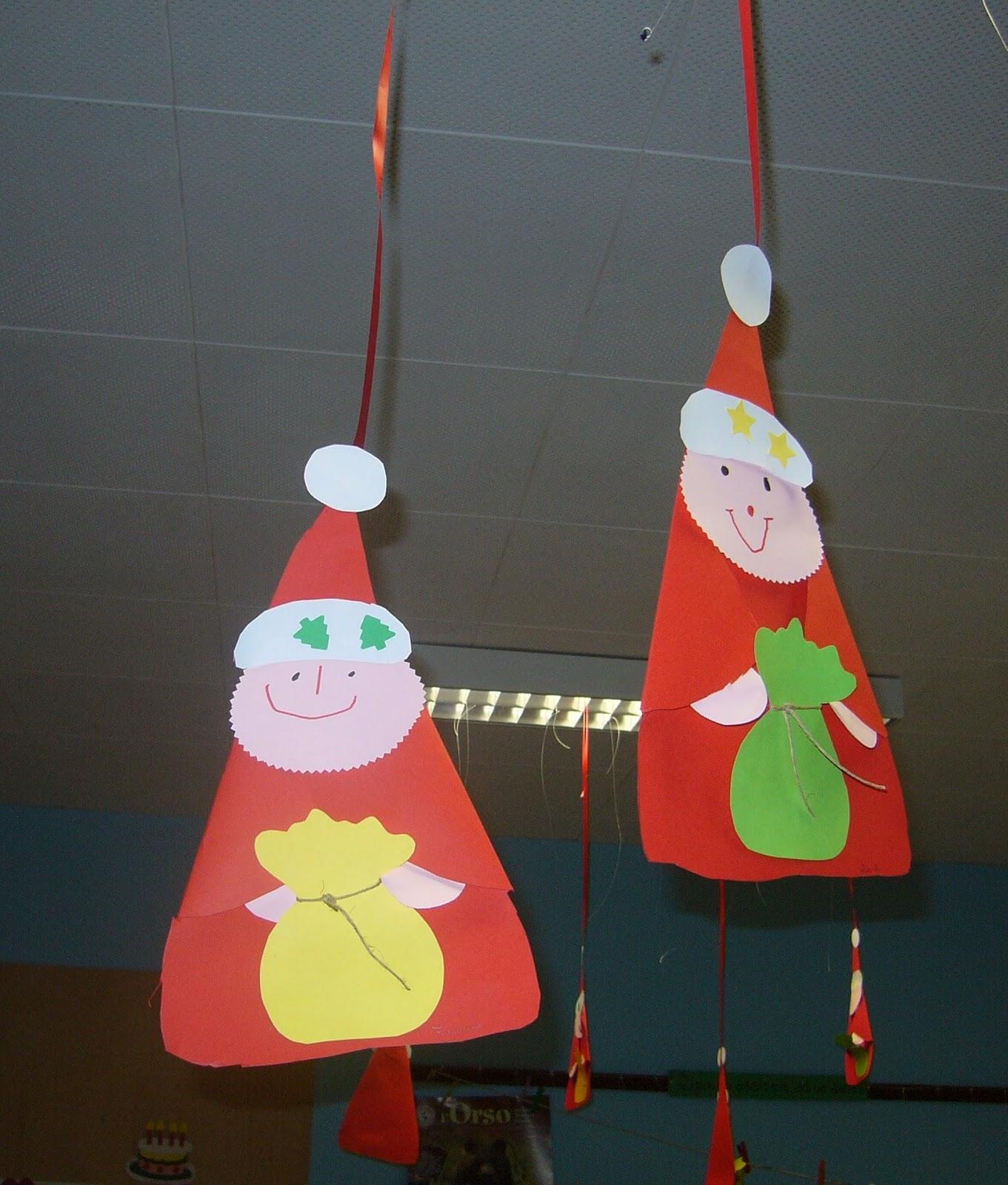 Scuola dell 39 infanzia di coseano addobbi di natale nella for Addobbi finestre natale scuola infanzia