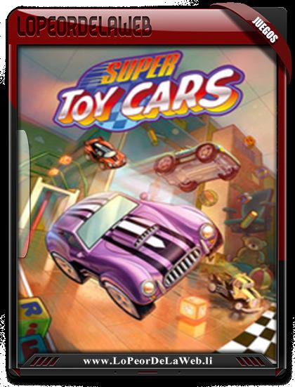Super Toy Cars Multilenguaje (Pc)