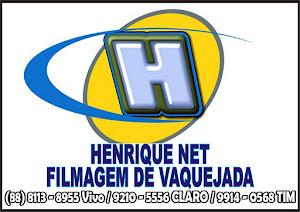 HENRIQUE NET A MELHOR FILMAGEM PARA SUA VAQUEJADA
