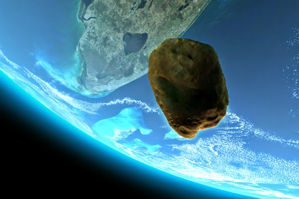 Asteroides pasa cerca Tierra 26 enero 2015 BL86 2004