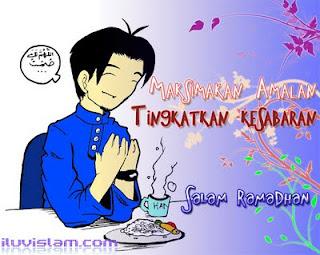 kartun ramadhan