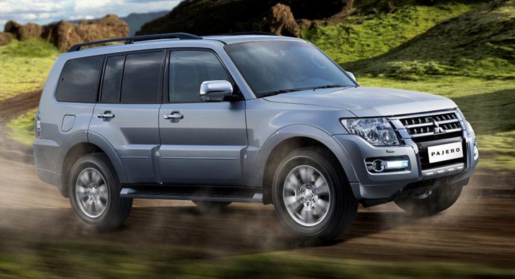 Pajero Specifications | 4WD | SUV | Mitsubishi Motors Australia