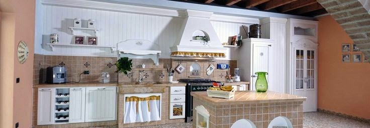 Lo posso fare cucine in muratura - Rivestimento cucina in muratura ...