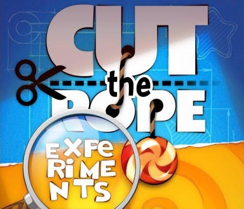 Guia Completa del Juego Cut the Rope Experiments (3 Estrellas)