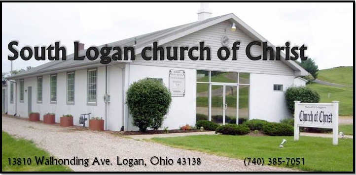 South Logan church of Christ