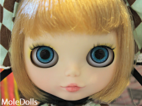 Magical OOAK Blythe Custom