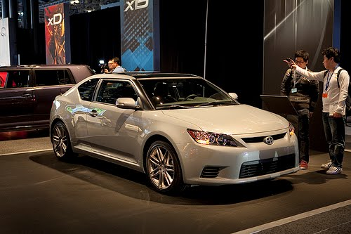 2011 Scion TC A Sports Car