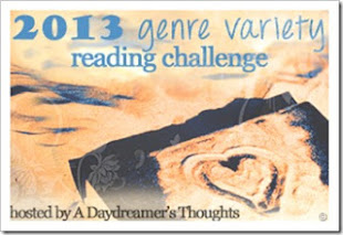 2013 Genre Variety Reading Challenge