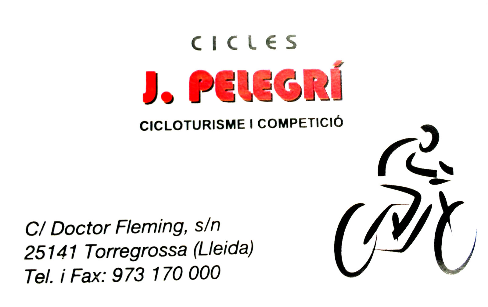 Cicles Pelegrí