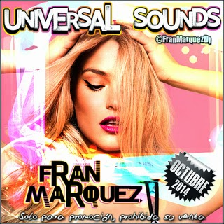 Universal Sounds Octubre 2014 - Fran Márquez