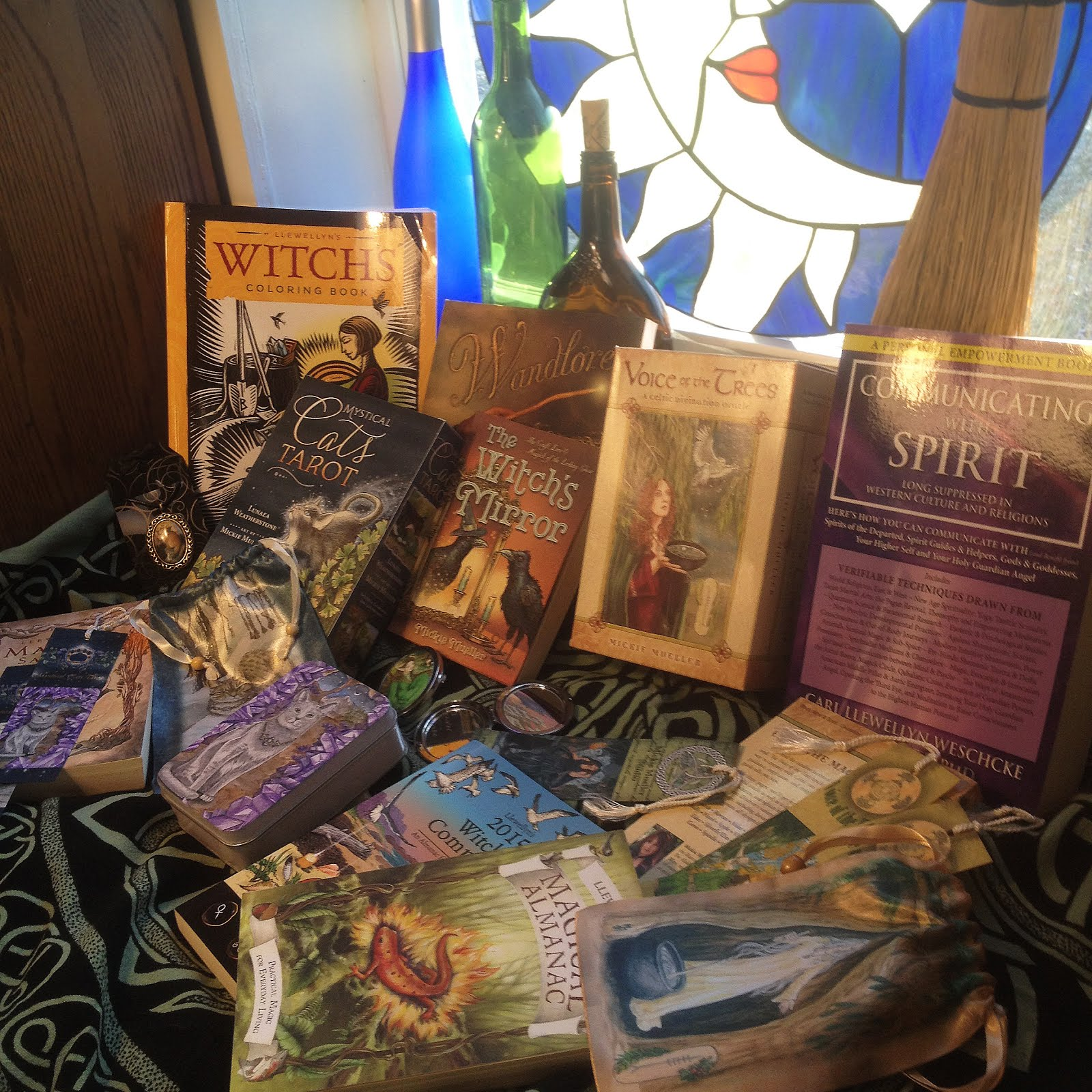 Some Of My Books And Decks Ive Written I Contributed Articles To These Illustrated Come See Me At The Authors Booth St