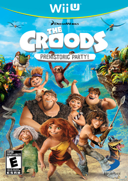 The Croods 2013 poster