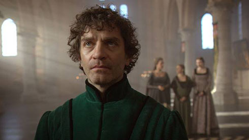James Frain as Lord Warwick