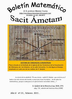 Boletín Sacit Ámetam nº 23