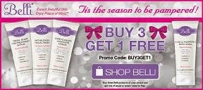 belli christmas sale banner