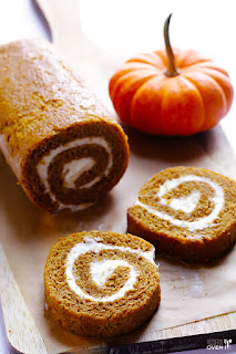 37 pumpkin recipes pumpkin roll moist