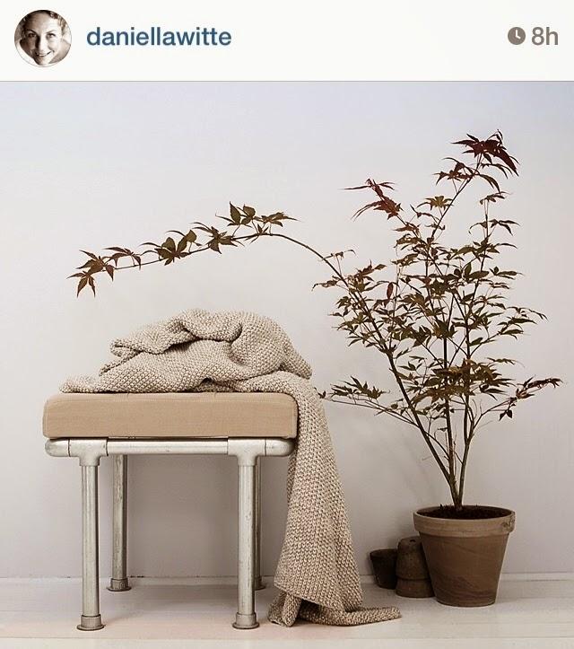 Inspiración Instagram: gris, blanco, negro y un poco de color y mucha luz