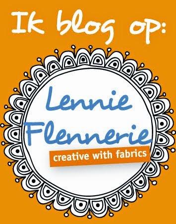 Ik zit bij het Lennie Flennerie Design Team