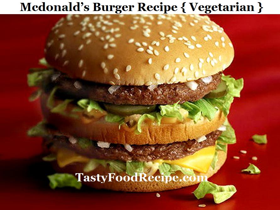 Fast Food Restaurants That Sell Veggie Burgers