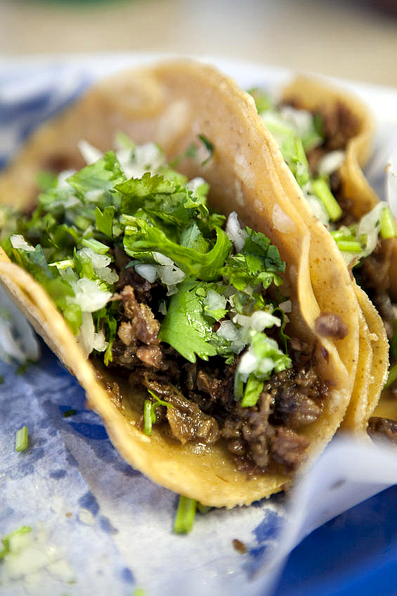 Street Tacos Recipe... these are so easy to make. simplerecipes.net