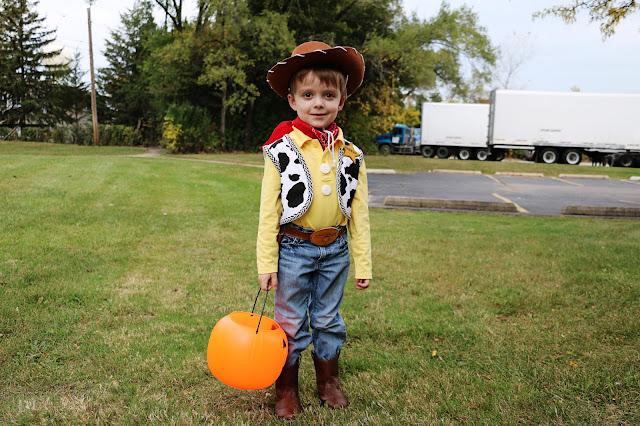 diy woody costume
