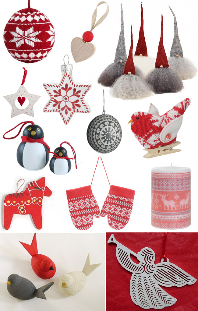 lily loves scandinavian christmas decoration edit