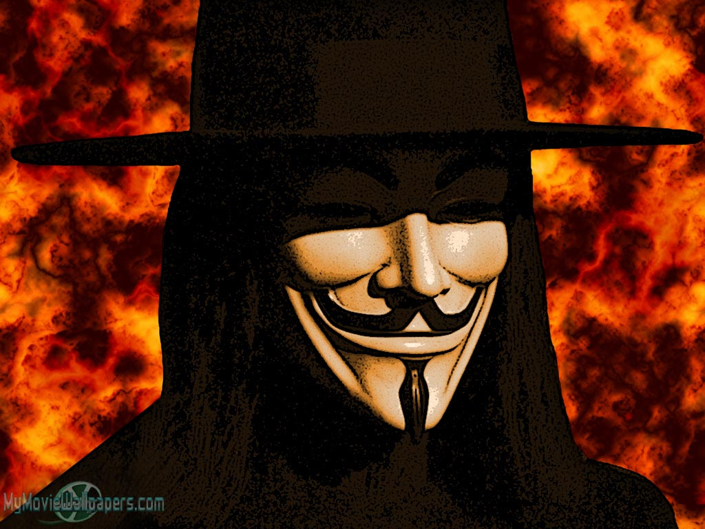 Tek-Gnostics: V for Vendetta and Anonymous - emerging persona
