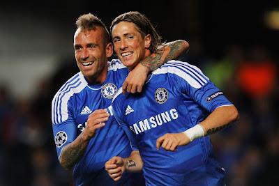 Chelsea 5 - 0 KRC Genk (1)