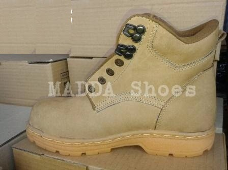 Sepatu Safety Model Boots