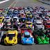 Um monte de pilotos da Indy correm nesse fim de semana