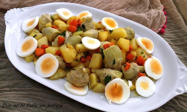 patatas_alcachofas
